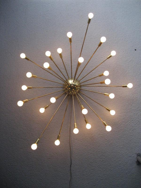 Flush Mount Sputnik